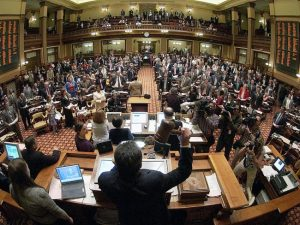 State Legislation in Debate