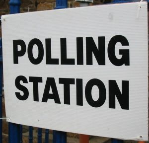 Generic Polling Station for State Referendum